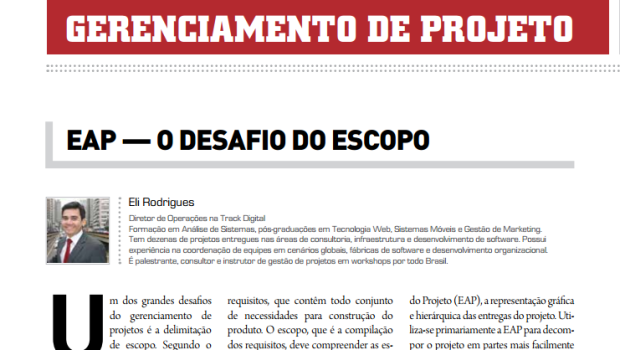 Revista Engeworld: O desafio do Escopo