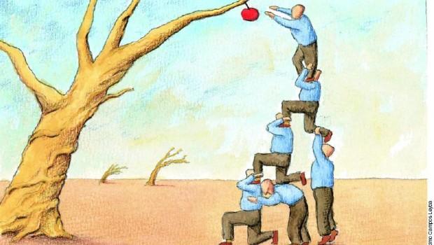 5 princípios do Trabalho em Equipe
