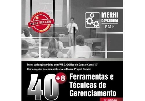 Livro: 48+8 Ferramentas e Técnicas de Gerenciamento