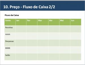 BP - FLUXO DE CAIXA