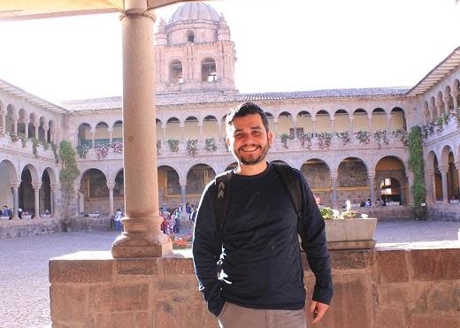 Eli Rodrigues - Coricancha Peru 2