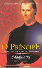 livro - o principe - maquiavel