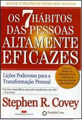 livro - os sete habitos das pessoas altamente eficazes