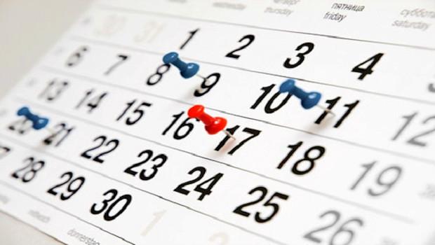 Como fazer um Calendário Anual de Atividades