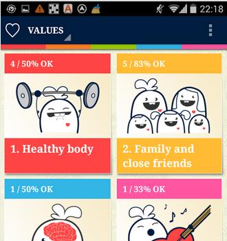 Controle de Metas usando Aplicativos Mobile