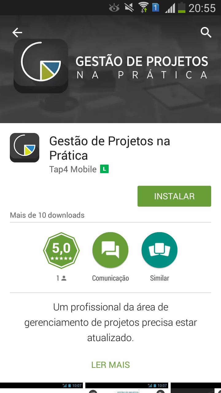 App Eli Rodrigues