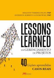 40 lições aprendidas em gerenciamento de projetos
