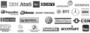Empresas-profissionais treinados